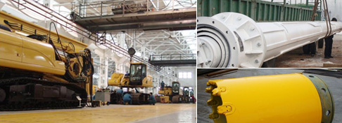 Sale of FES Piling Equipment, Parts & Accessories